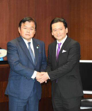 「佐賀空港ルート難しい」九州新幹線の整備で国交相