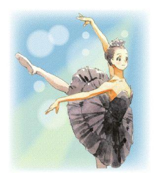 青い鳥文庫 エトワール!(23)七人の小人それぞれの踊り