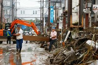 九州豪雨による死者は60人に