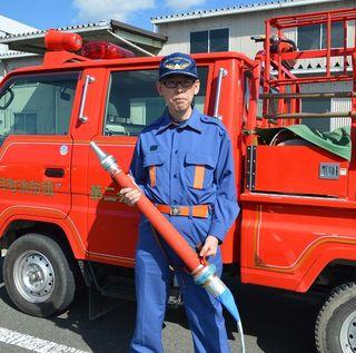 若手団員からひとこと(10)小城市消防団三日月第2分団第3部・本村和正さん