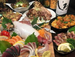 九州情熱劇場 日はまた昇る 唐津支店の料理