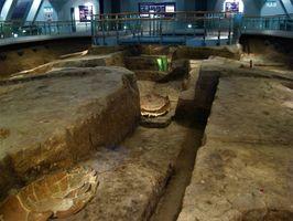 公開されている北墳丘墓