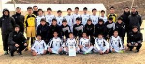 九州大会3位入賞を果たした佐賀県選抜のメンバー(提供)