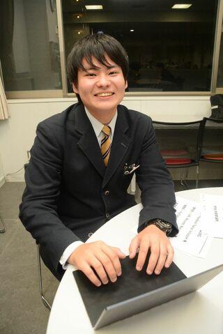 佐賀清和高の佐藤さんが政府に提案 高校生ICTカンファレンス全国代表で