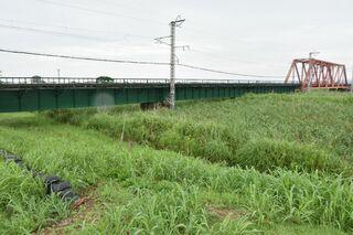 <10市10町・うちの防災マップ>江北町 六角川堤防で越水懸念も