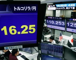 東京円、110円台前半