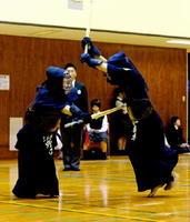 女子の龍谷は櫻木(右)らの活躍が上位躍進の鍵となる=4月の県春季大会から