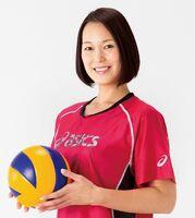元全日本女子バレーボール代表の大山加奈さん(提供)