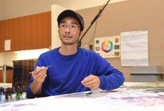 ニュースこの人 画家 池田学さん(43)