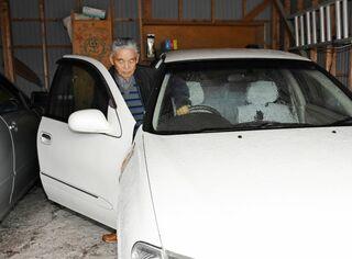 <地域と交通・第1章「住民」>(3)高齢者への影 不便さ、免許返納ためらい