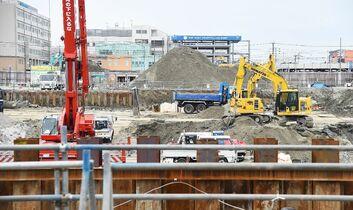 県アリーナ建設 財源に防災・減災…