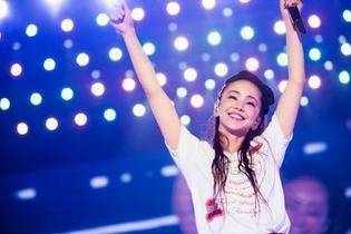 安室奈美恵さん、引退前日ライブ