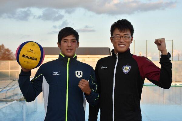 「自分のプレー試したい」 佐賀東・井上凱登、水球高校代表に選出