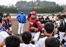 プロの技術伝授 伊万里・有田地区出身の野球選手