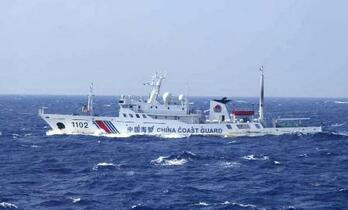 中国、米の間隙突き軍事行動加速