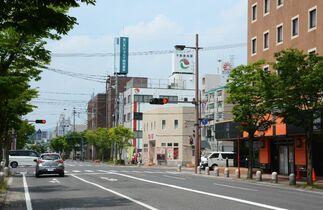 佐賀市、市道三溝線を無電柱化 国…