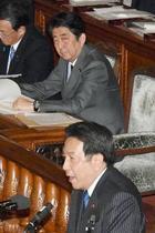 首相、国会での改憲議論を要請