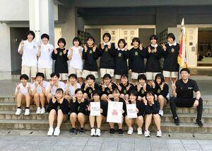 佐賀北女子バスケットボール部