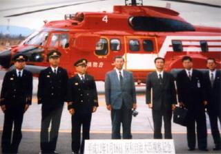 第11章 試練の国家公安委員長(114) 警察、消防で働く人々