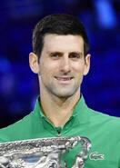 ジョコ、テニスの全米出場に慎重