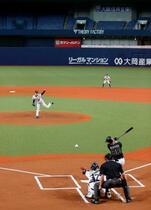 プロ野球、6月19日開幕