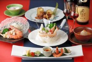 伊万里フェアで提供する料理メニューの一例