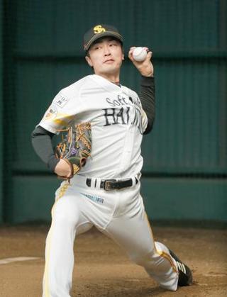 ソフトB和田の実戦登板は3月か