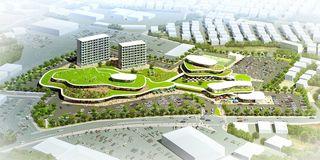わがまち未来形・上峰町編 中心市街地再開発で飛躍へ