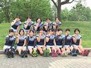 <がんばろう10代・SSP杯>佐賀西高校女子テニス部