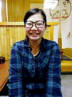 白石町の地域おこし協力隊として奮闘している長夕紀菜さん