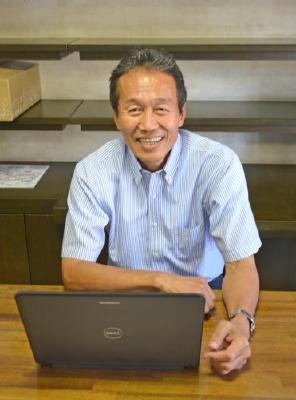 有田町編 まちの仕掛け人 高田亨二さん(68)
