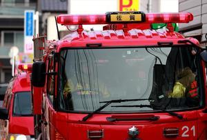 消防車の写真(イメージ)
