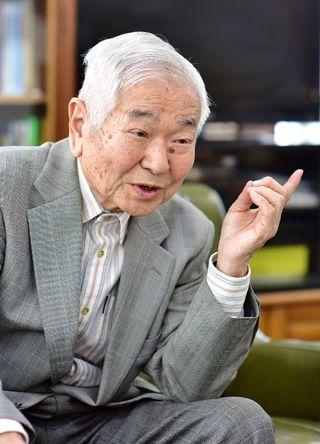 ニュースこの人 日本棋院県支部連合会代表幹事 久保恒さん(78)