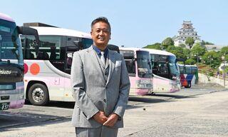 地域の足、維持するために 昭和自動車・金子隆晴社長(47歳)