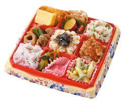 唐津南高の生徒が考案した「よりどり美菜味弁当」