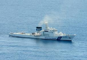 原発テロ対策に大型巡視船