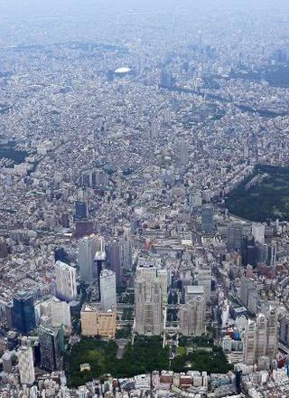 世界都市ランク、東京が連続首位