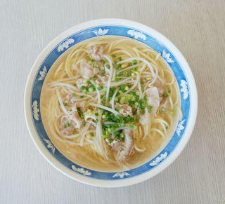 堀田食堂の「ラーメン」