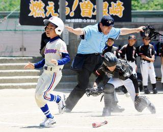 学童軟式野球 川副少年など3回戦へ