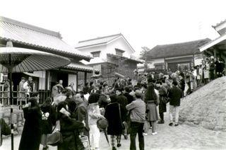 <平成 この日、>肥前夢街道が開園=平成2年1月2日(29年前)
