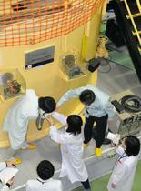 研究炉利用の学生身元確認を了承