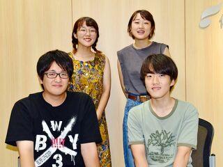 佐賀アカペラライブ拡大版 9月14日佐賀市で