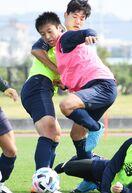 未来背負う18歳のリーダー MF松岡大起