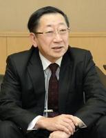 インタビューで「変化に対応し、時代を先読みしながらここまで来た」と話すJR九州の青柳俊彦社長