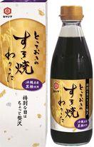 <アンテナ>宮島醤油が本格すき焼きわりした