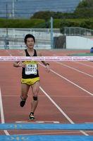 フルマラソン男子3位の鬼塚智徳