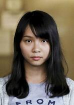 香港、民主活動家の周庭氏保釈