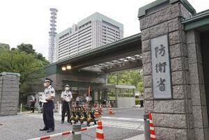 東京・市谷の防衛省
