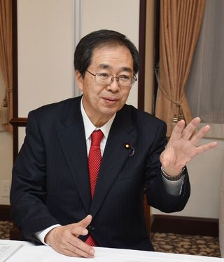 オスプレイ県民理解へ国は努力を 公明党・斉藤幹事長インタビュー