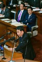 「桜を見る会」、IR汚職を追及